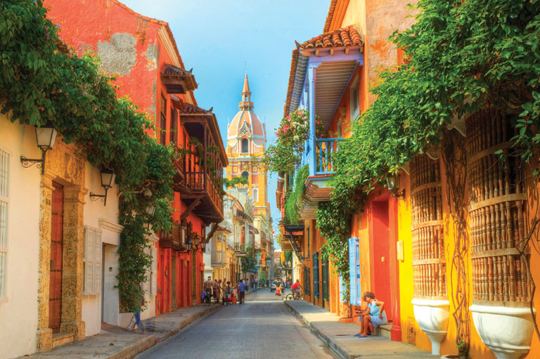 Cartagena casas adult travel